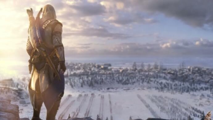 Assassin's Creed 3 -Trailer