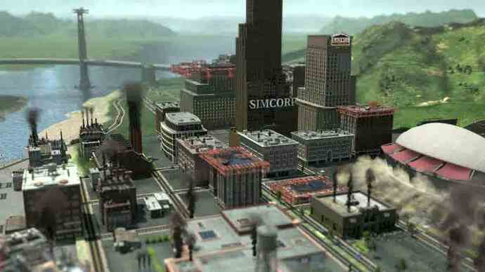 New SimCity trailer fresh from GDC