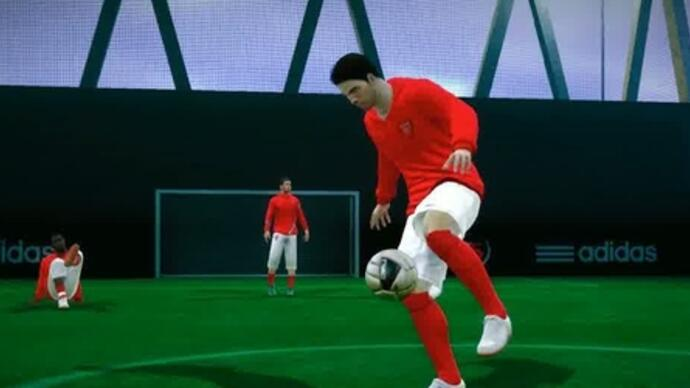 FIFA Street - Gameplay-Video