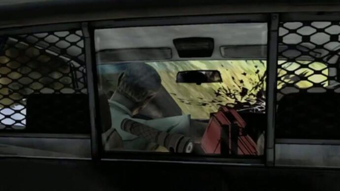 The Walking Dead -Gameplay-Video