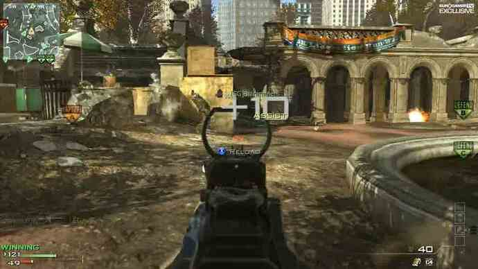 Exclusive Modern Warfare 3 Map Pack 1 Liberationfootage