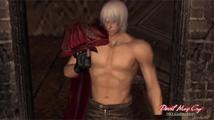 Devil May Cry HD Collection - trailer di lancio