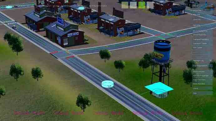 SimCity - Water and Pollution trailer
