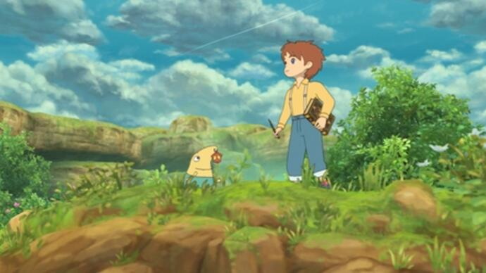 Ni No Kuni: Wrath of the White Witch - Trailer
