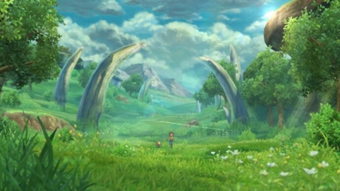 Ni No Kuni: Wrath of the White Witch - Gameplay