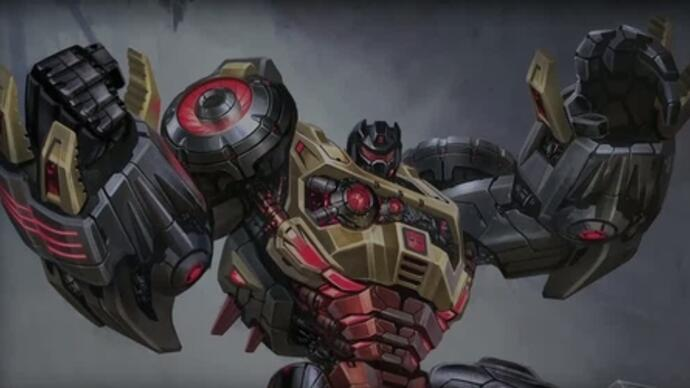 Transformers: Fall of Cybertrontrailer