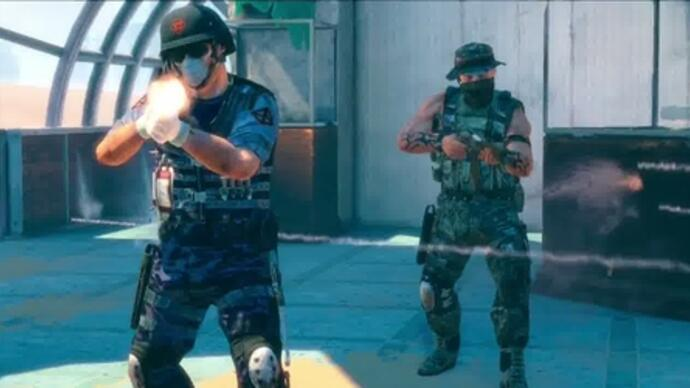 Spec Ops: The Line - Trailer The Damned vs. The Exiles