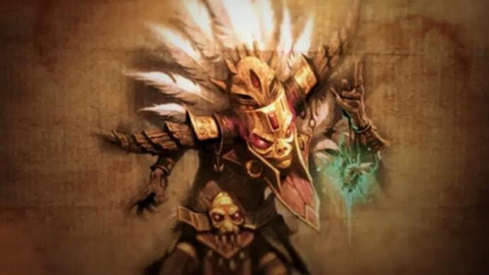 Diablo 3 trailer reveals Witch Doctor gameplay