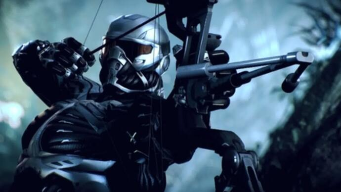 First Crysis 3 gameplay trailer revealed