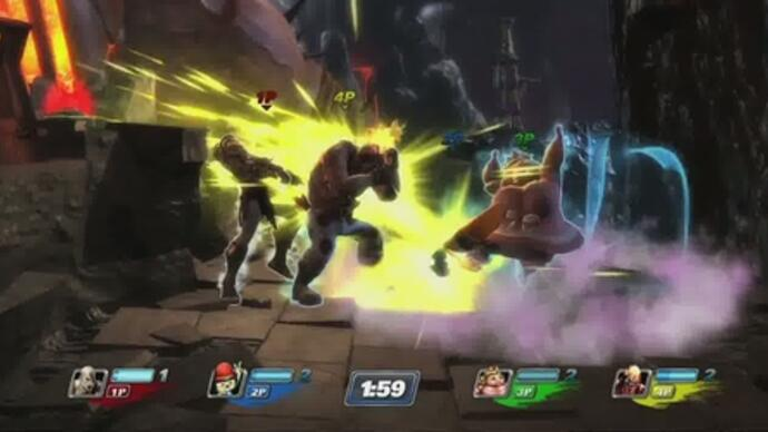 PlayStation All-Stars Battle Royale - Trailer