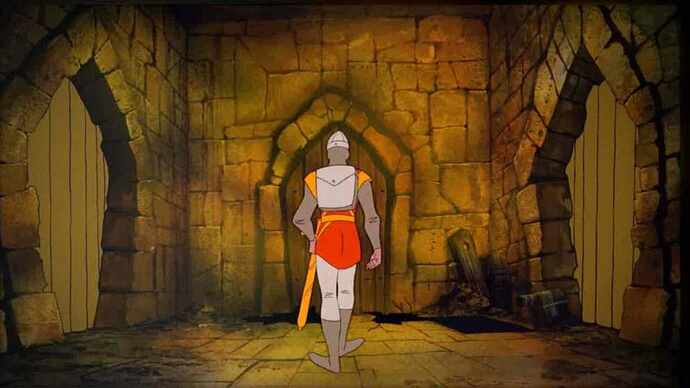 Dragons Lair trailer