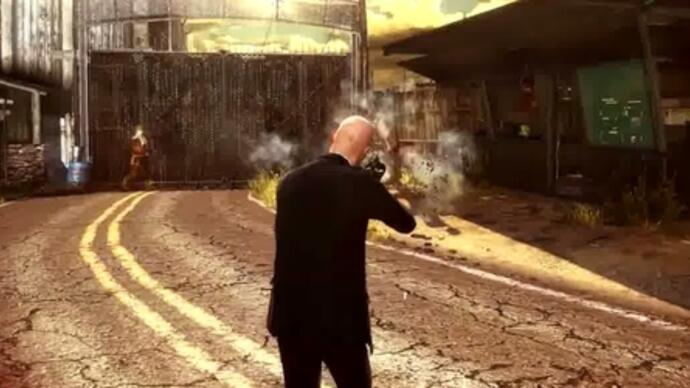 Hitman Absolution - The Art of The Kill trailer