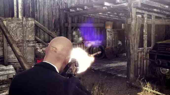 Agent 47 stars in new Hitman Absolution gameplay trailer