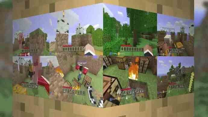 Minecraft: Xbox 360 edition trailer