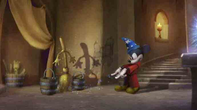 Epic Mickey 2 trailer shows fresh gameplay