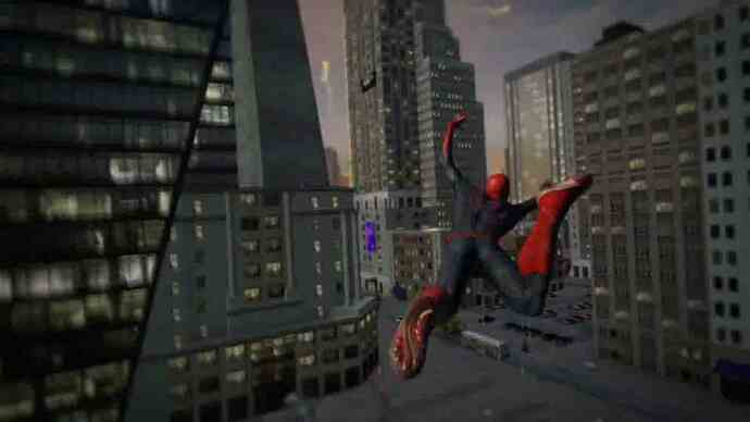 Trailer do PlayStation Move em The Amazing SpiderMan