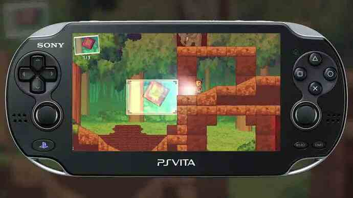 Snapshot trailered for Vita, PS3