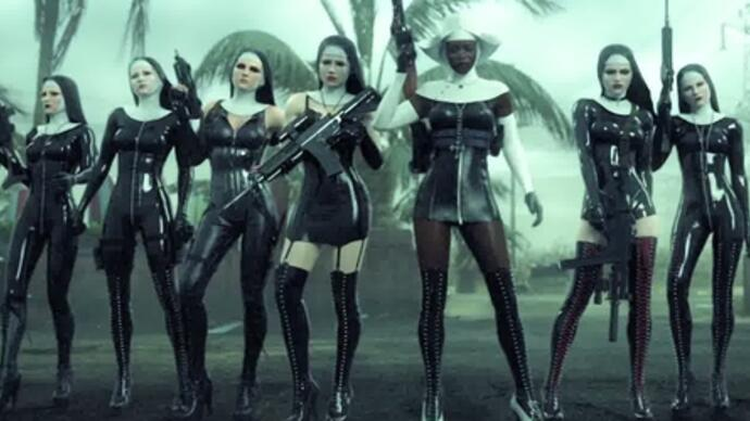 Explosive Hitman: Absolution - Attack Of The Saints trailer