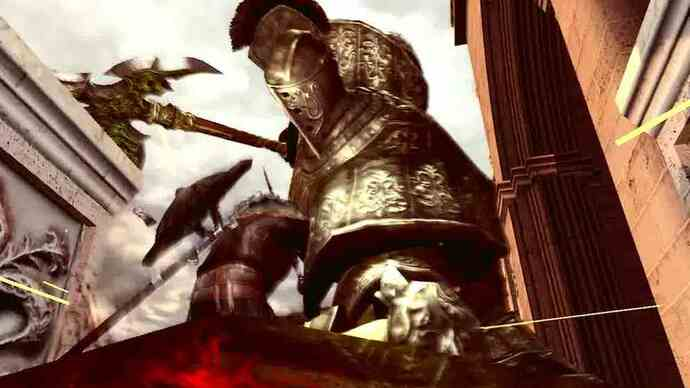 Dark Souls: Prepare to Die Edition trailer