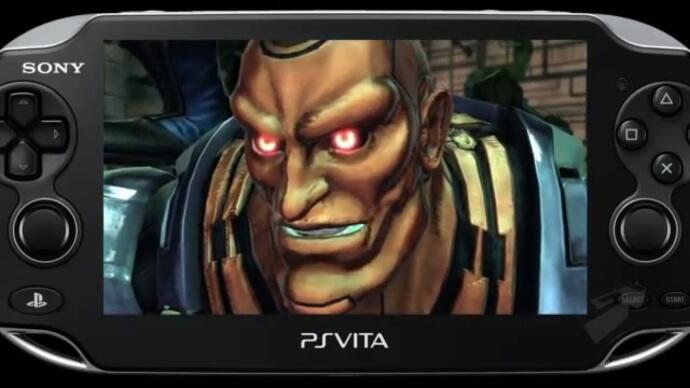 Street Fighter x Tekken Vita gameplay
