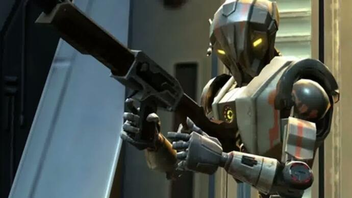Star Wars: The Old Republic - Trailer