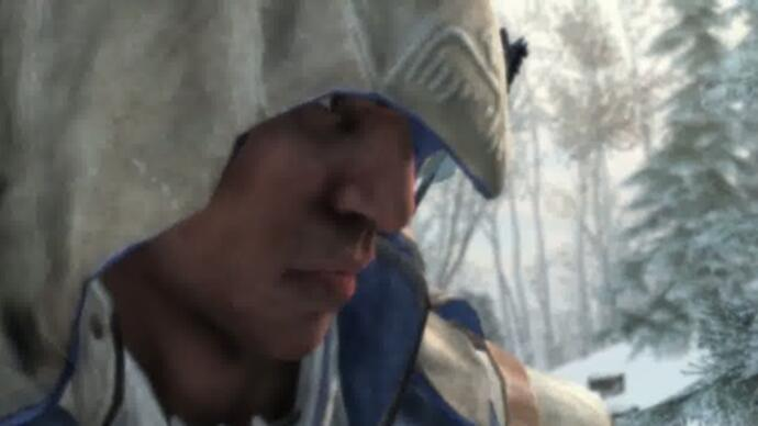 Assassin's Creed 3 -Gameplay-Trailer
