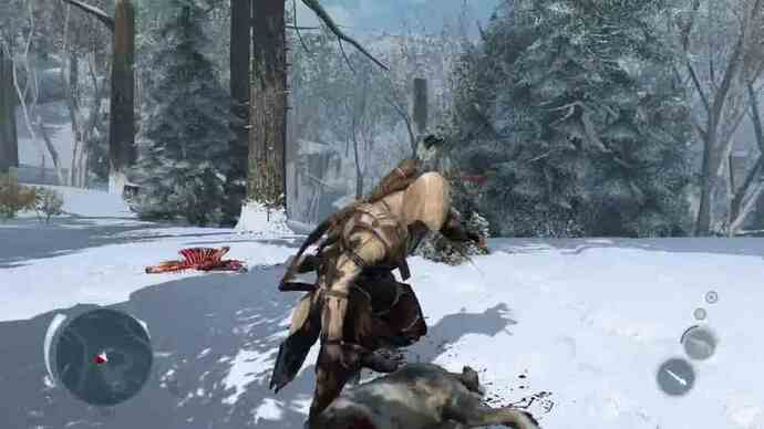 7 minutes of Assassin's Creed 3 gameplay