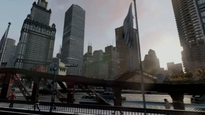 Watch Dogs -Gameplay-Video