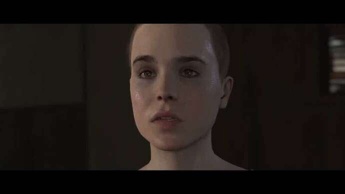 Beyond trailer stars Ellen Page, from Heavy Rain dev