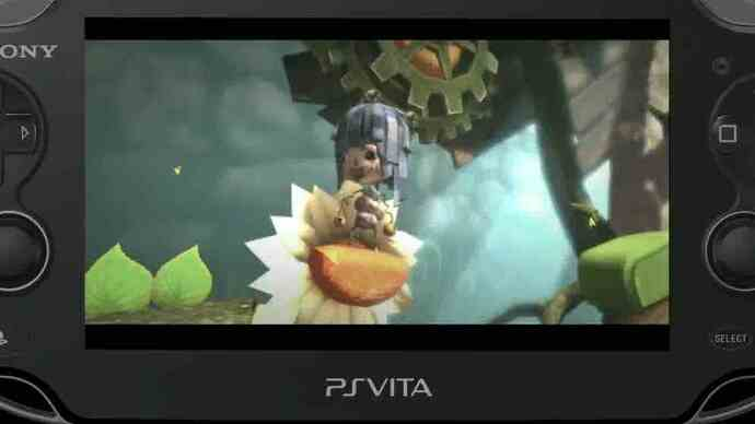 LittleBigPlanet for PlayStation Vita trailer