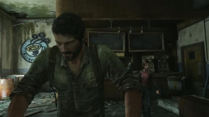 The Last of Us -Gameplay-Video