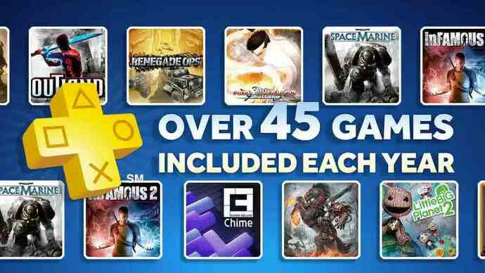 PlayStation Plus trailer unveils revamp