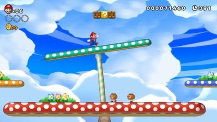 New Super Mario Bros. U trailer