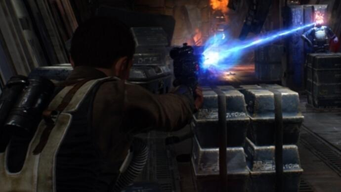 Star Wars 1313 gameplay trailer hangs on for itslife