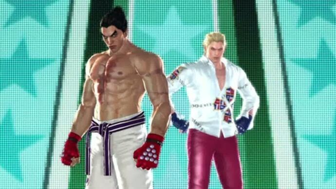 Tekken Tag Tournament 2 - E3 2012 trailer