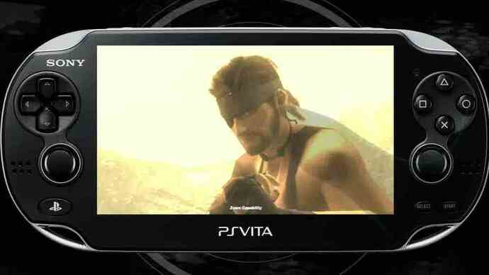 Metal Gear Solid HD Collectiontrailer