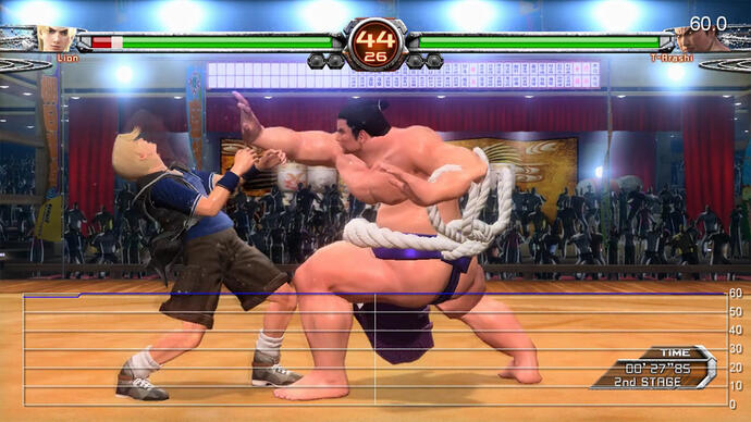 Virtua Fighter 5: Final Showdown PS3 Performance Analysis Video