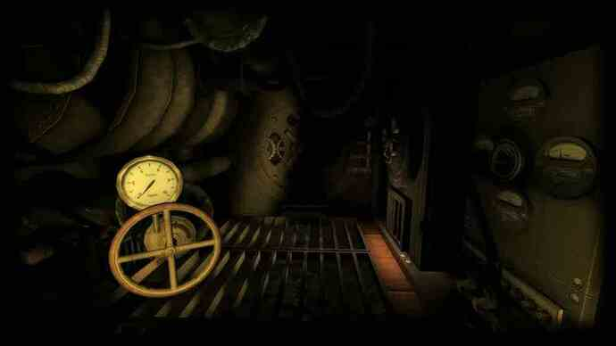 Amnesia: A Machine for Pigs trailer makes noises in the dark