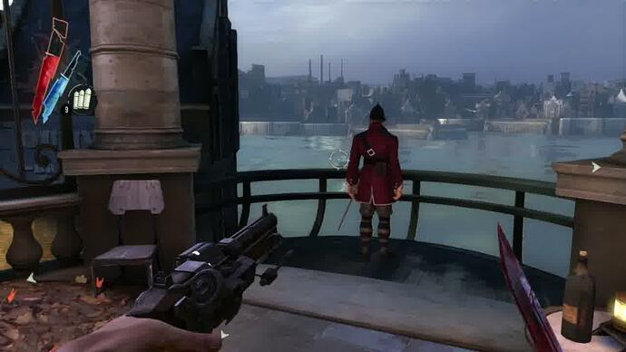 Dishonored gameplay video - the violentway