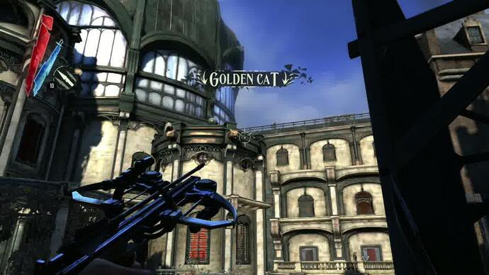 Dishonored gameplay video - the stealthyway