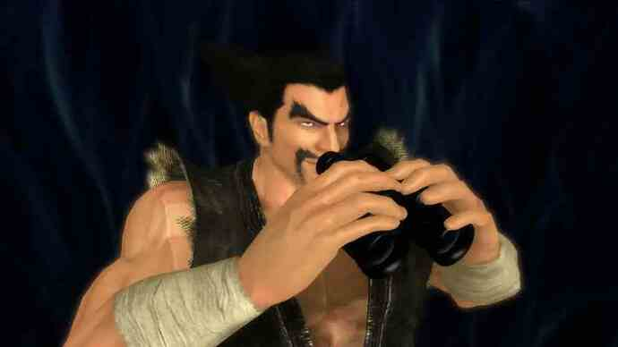 PlayStation All-Stars Battle Royale Heihachi Mishima trailer