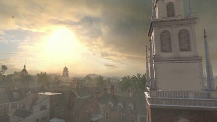 Assassin's Creed 3 -Gameplay-Video