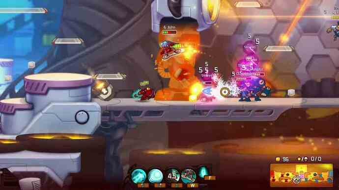 Awesomenauts PC trailer