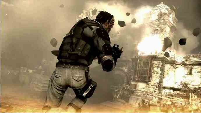 Army of Two: The Devil's Cartel Gamescomtrailer