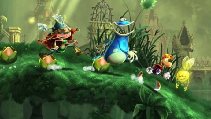 Rayman Legends - gamescom-Trailer