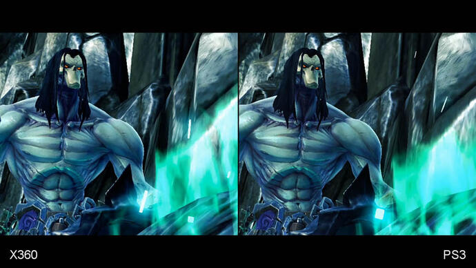Darksiders 2: Xbox 360 vs. PS3 Face-Off Video