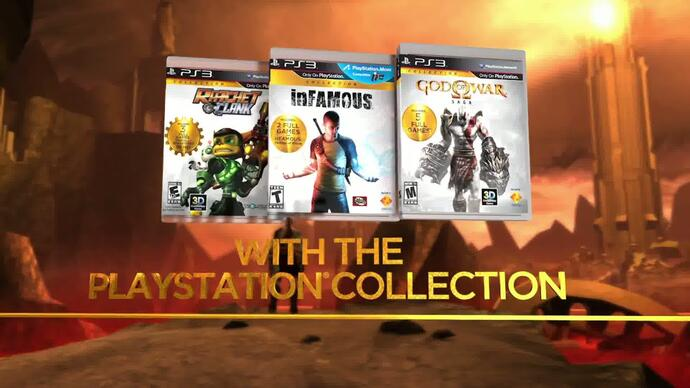 Playstation Collection - Trailer de lançamento