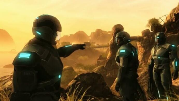 Carrier Command: Gaea Mission -Trailer