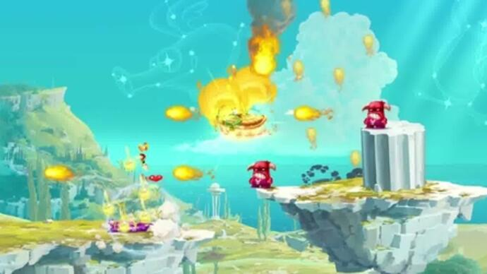 Rayman Legends - Trailer