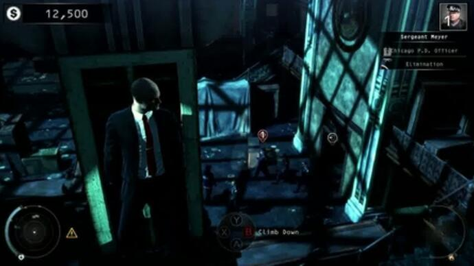 18 minuters gameplay fra Hitman: Absolution